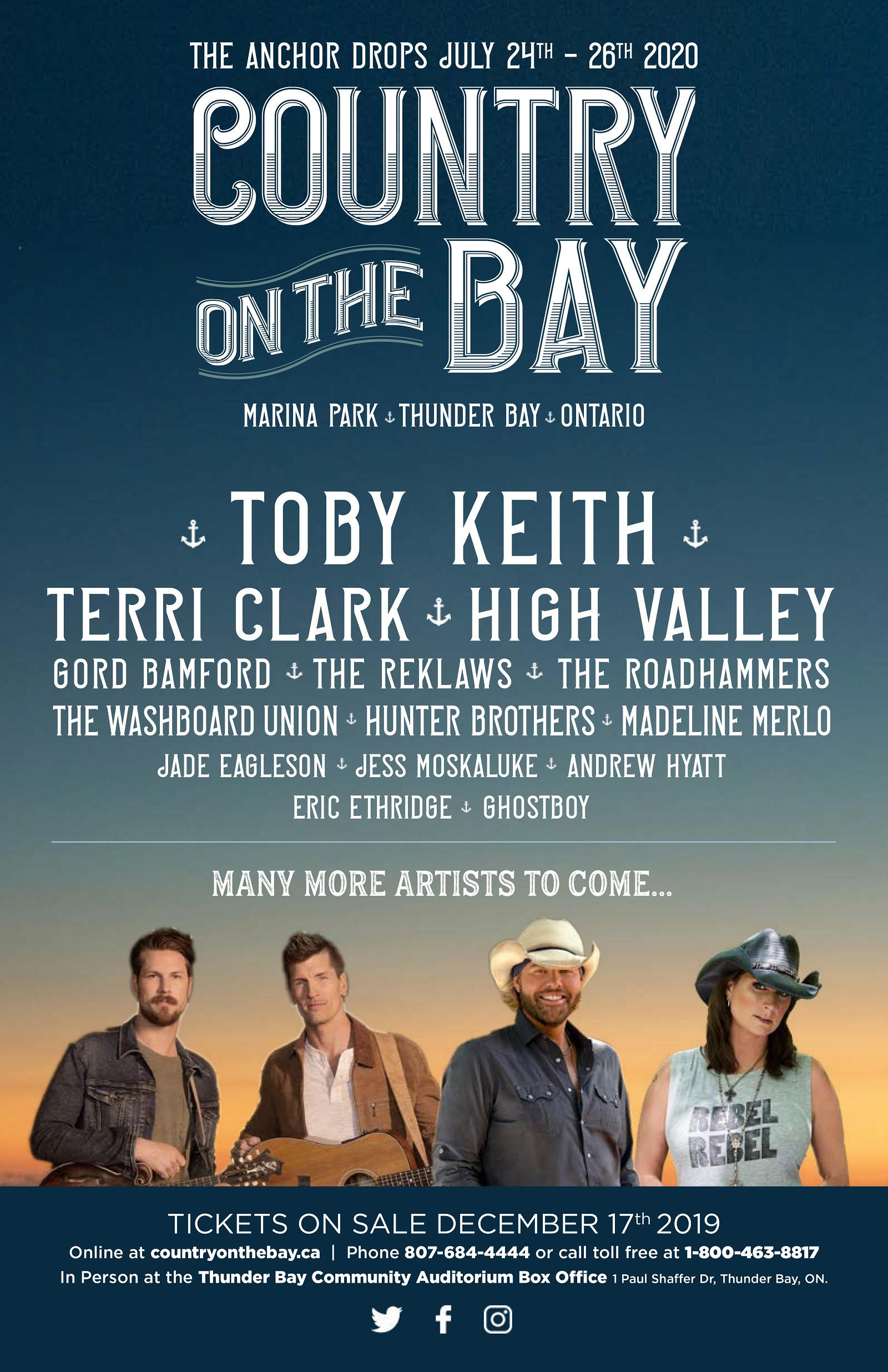 Country  On  The Bay
