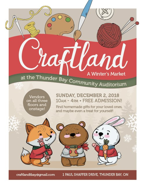 craftland-2018-poster
