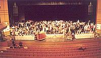 Auditorium Reception