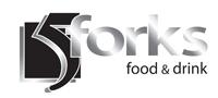 5 forks