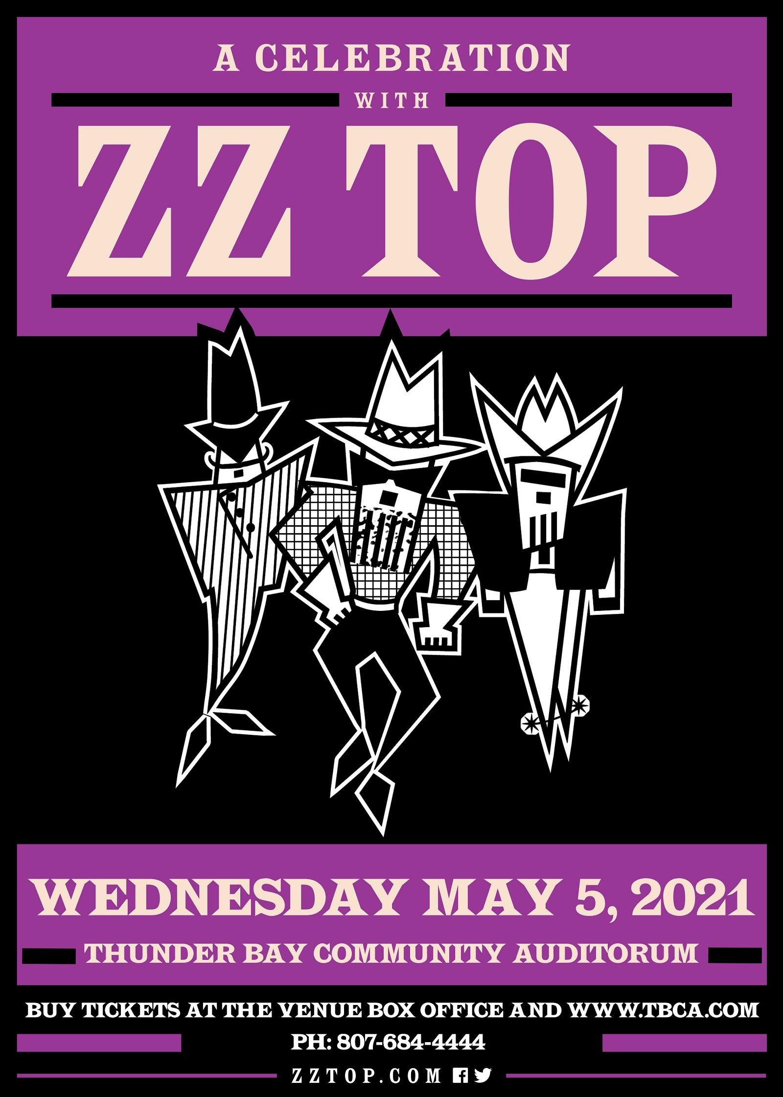 A Celebration with ZZ Top